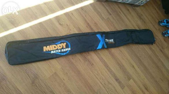 Продавам чанта за въдица Middy Match Range Xtreme Series