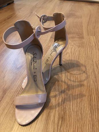 Sandale piele Benvenuti
