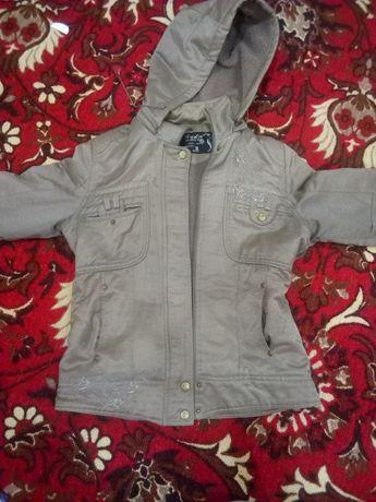 Куртки на осень и весну