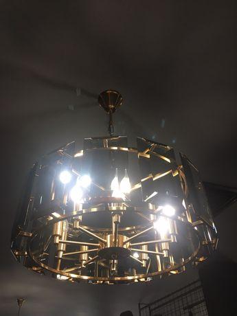 Люстры, плафоны, лофтовые светильники