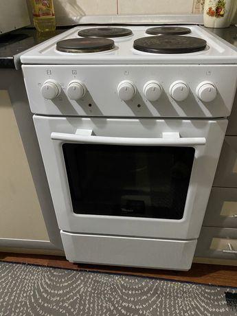 Плита в отличном состоянии