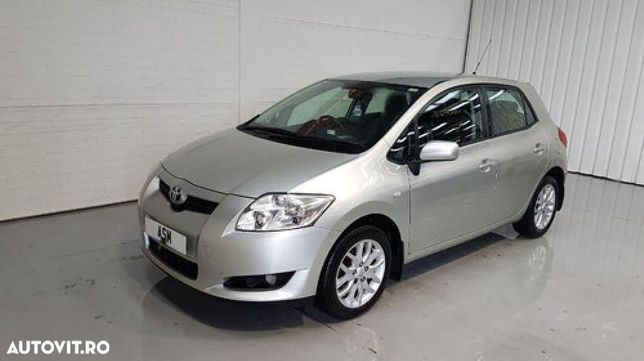 Chedere Toyota Auris 2007 HATCHBACK 1.6i Chedere Toyota Auris 2007 HATCHBACK 1.6i
