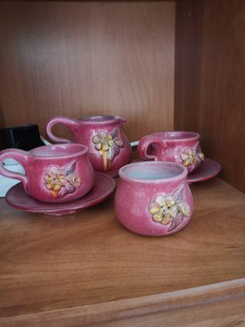 Сервиз за двама за чай или кафе