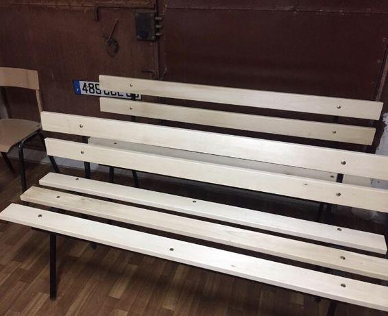 Продаю скамейки