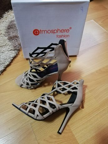 Sandale dama Atmosphere, pantofi Primadona