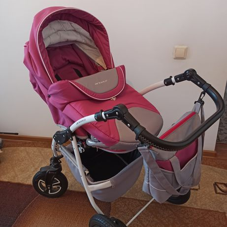 Детская коляска, для девочки