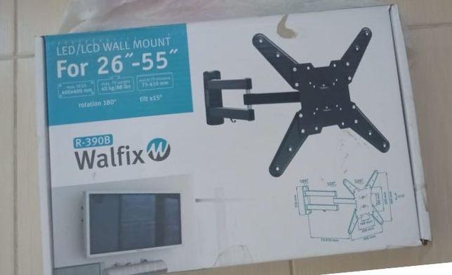 Продам новый кронштейн для ТВ с поворотным механизмом!