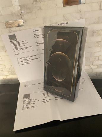 Iphone 12 Pro 256 gold Garantie 2 ani