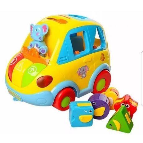 Машинка Автошка 2 режима обучения