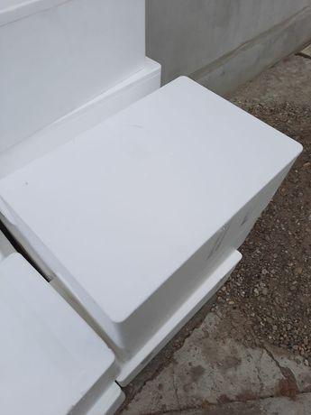 Cutie polistiren pentru pastrare gheata