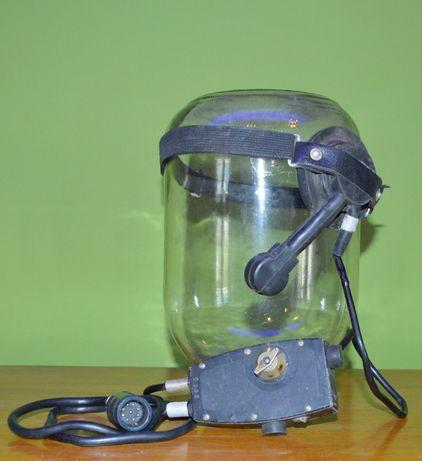 Бузофон (микрофон слушалка) за Военна радиостанция Р 31 Р 32 Р 33