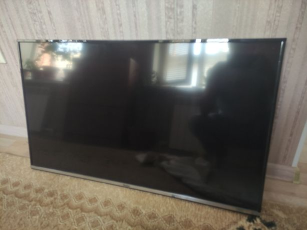 Продам телевизор Haier диагональ 107см.