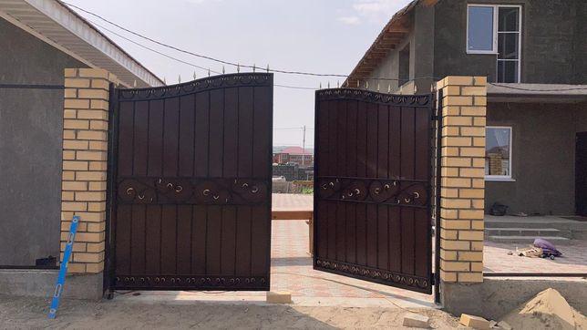 Сварочные работы, забор, ворота, демонтаж