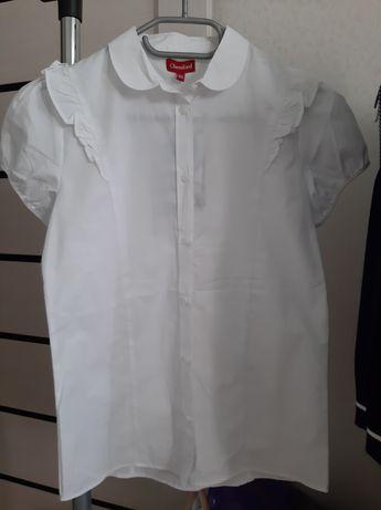 Блузка белая р.164