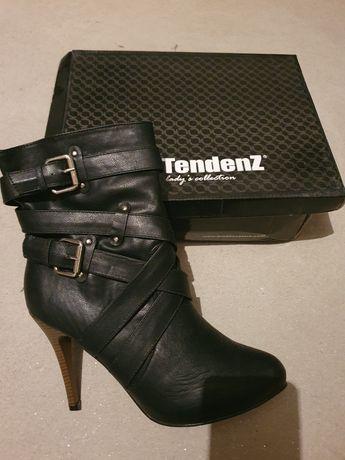 Обувки на ток Tendenz