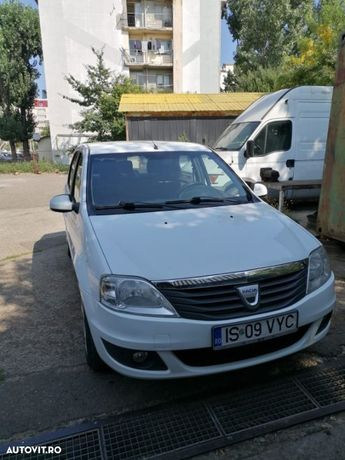 Dacia Logan Ocazie, pensionari a 2 mașină, Logan 2010, f. bine întreținută