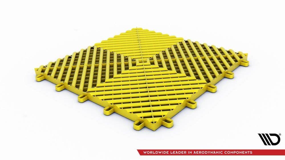 Pardoseala Modulara pentru Garaj Service Maxton Design GALBEN YELLOW Suceava - imagine 1
