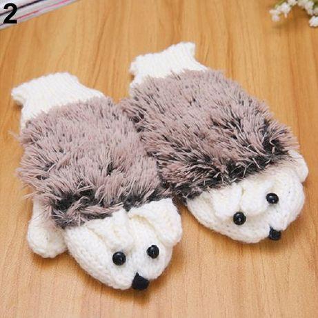 Дамски зимни ръкавици