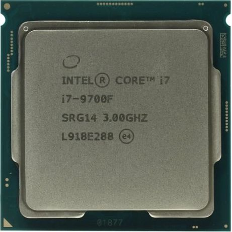 Продам комплект Intel core I7 9700F H310