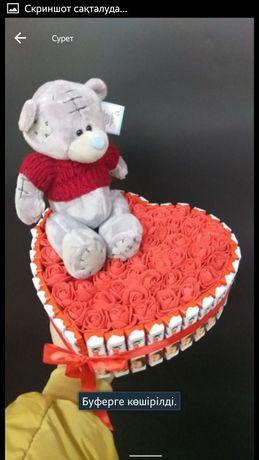 Подарки для родных и близких. Самые вкусные конфеты и мягкие игрушки