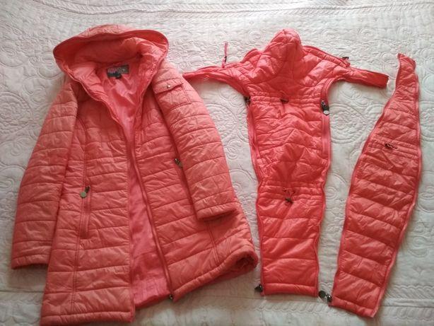 Куртка весна-осень 3 в 1