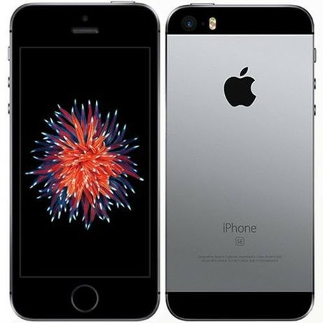 SmartPhone Apple iPhone SE 16GB Space Grey Neverlock