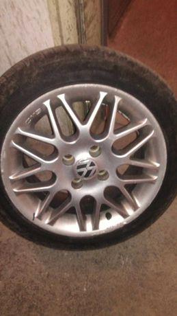 Джанти с гуми 15 цола за VW