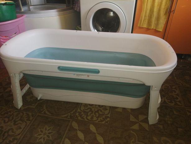 Складная ванна  как для дитей так и для взрослых