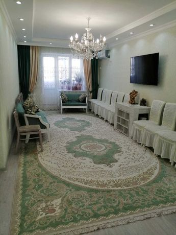 Продам 5-ти комнатную квартиру на Батыс-2, ЖК Тавангар