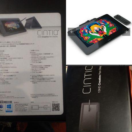 Wacom Cintiq 13HD, графический планшет.