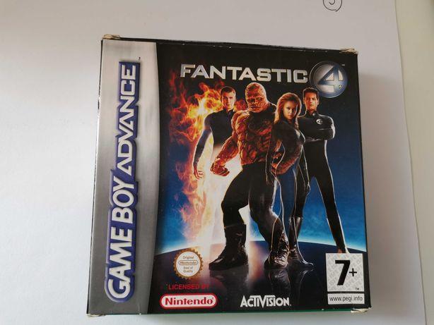 Vând joc Fantastic 4 Nintendo Gameboy Advance