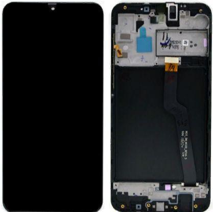 Display Samsung Original A11 A21 A41 A51 A71 A81 montaj pe loc garanti Bucuresti - imagine 1