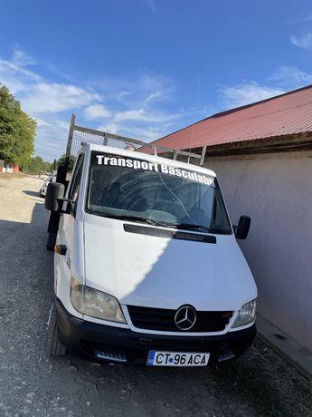Vând Mercedes Sprinter 413 Basculabil