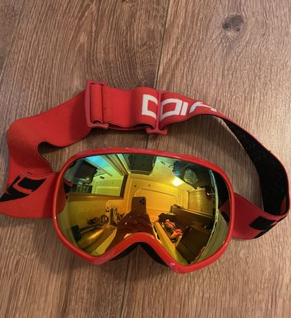 Детская лыжная маска