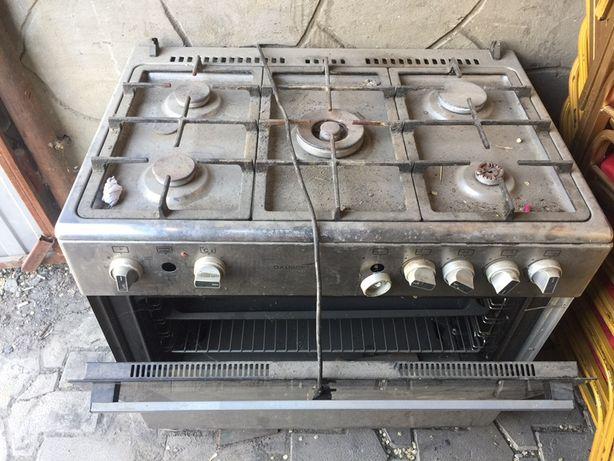 Газовая плита, Духовка электрическая