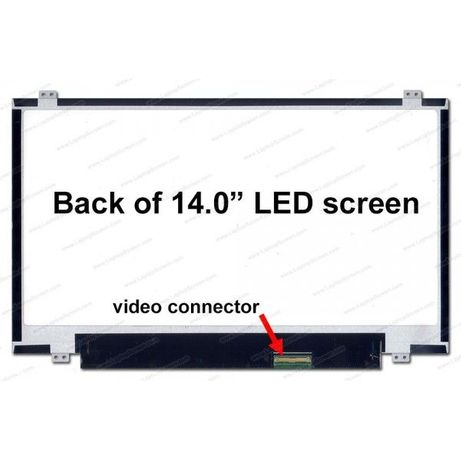 display - ecran laptop hp elitebook 8460p diagonala 14.0 inch led sli