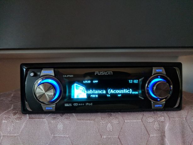 Cd player auto FUSION CAIP500 (Pioneer ,JVC, Kenwood, Clarion, Alpine)