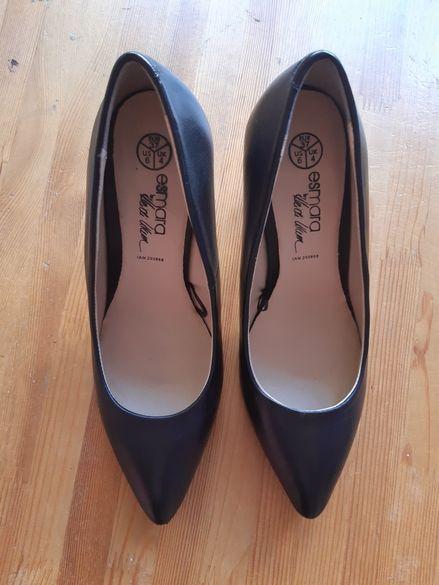 Обувки от естествена кожа,37 номер