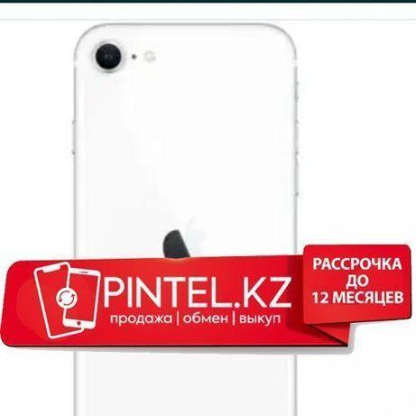 Рассрочка APPLE iPhone se 2020 , 64gb white , айфон се 2020 ,64--52