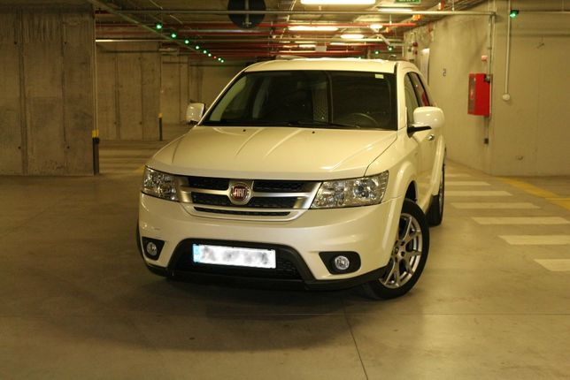 Fiat Freemont 2.0JTD AWD
