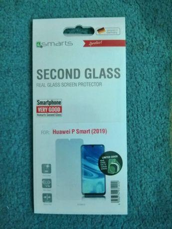 Оригинално стъкло 4smarts Second Glass за Huawei P Smart 2019