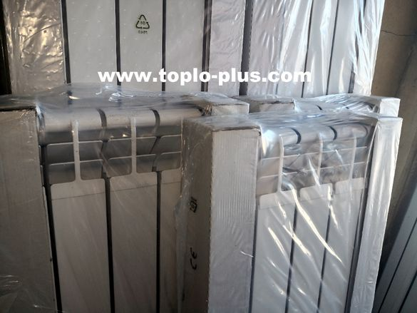 Алуминиеви радиатори Н2000