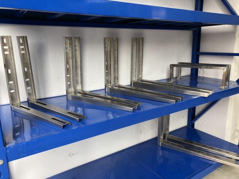 неръждаеми стойки за климатици гр. Асеновград - image 1