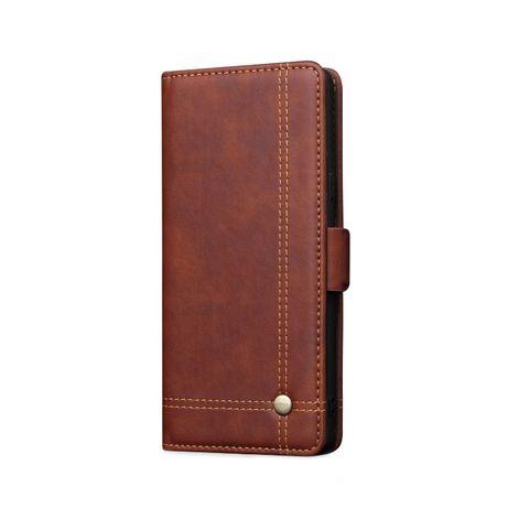 Husa piele, portofel, stand inchidere magnetica, Samsung Note 10 Plus
