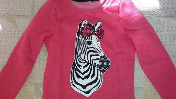 Продавам детска ватирана блуза!