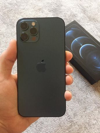 Iphone 12 pro 128 gb синий
