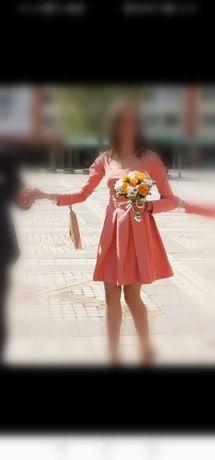 Шаферска официална рокля