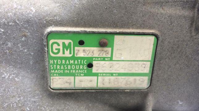 Акпп GM БМВ Х3 Е83 М54.