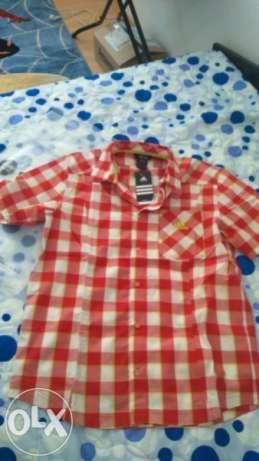 Промоция! Нова Мъжка риза адидас
