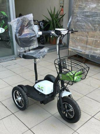 Tricicleta Electrica VOLTA VT3 NEW Model 2021, Motor 350W, 36V 20 Ah